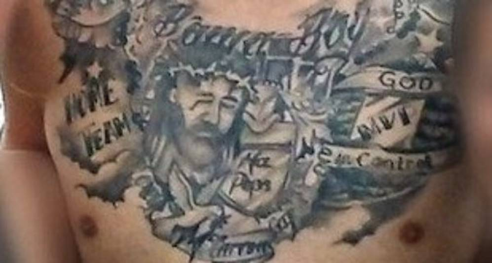 The Incredible Growing Collection of AJ McCarron's Tattoo